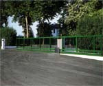 BY - привод для откатных ворот до 3500 кг.