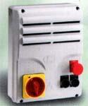 Блок управления привода серии F складывающихся ворот.