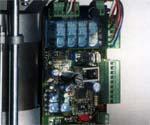 Блок управления рычажного привода FAST для распашных ворот.