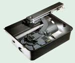 FROG - привод для распашных ворот скрытой установки.