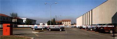GARD G12000 - специальный шлагбаум для проездов шириной до 12 м.